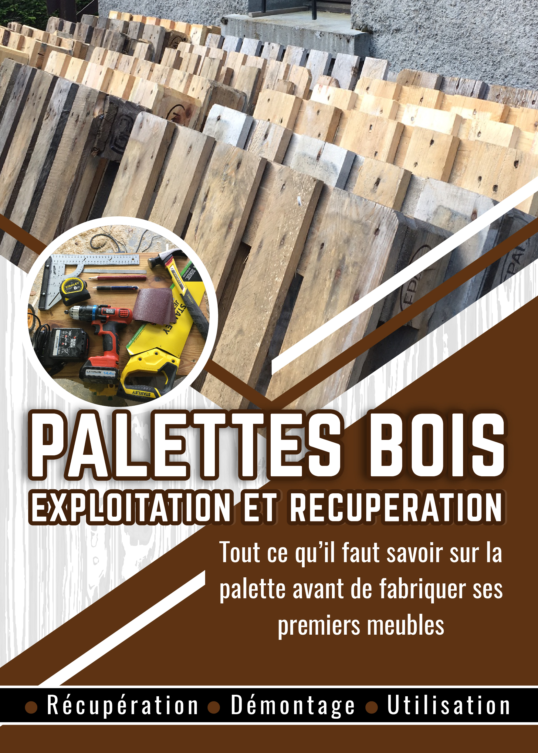Page De Vente Ebook Palette Bois Exploitation Et