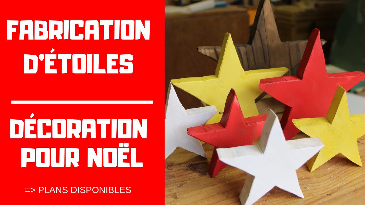 Comment fabriquer une étoile en bois – avec plans !